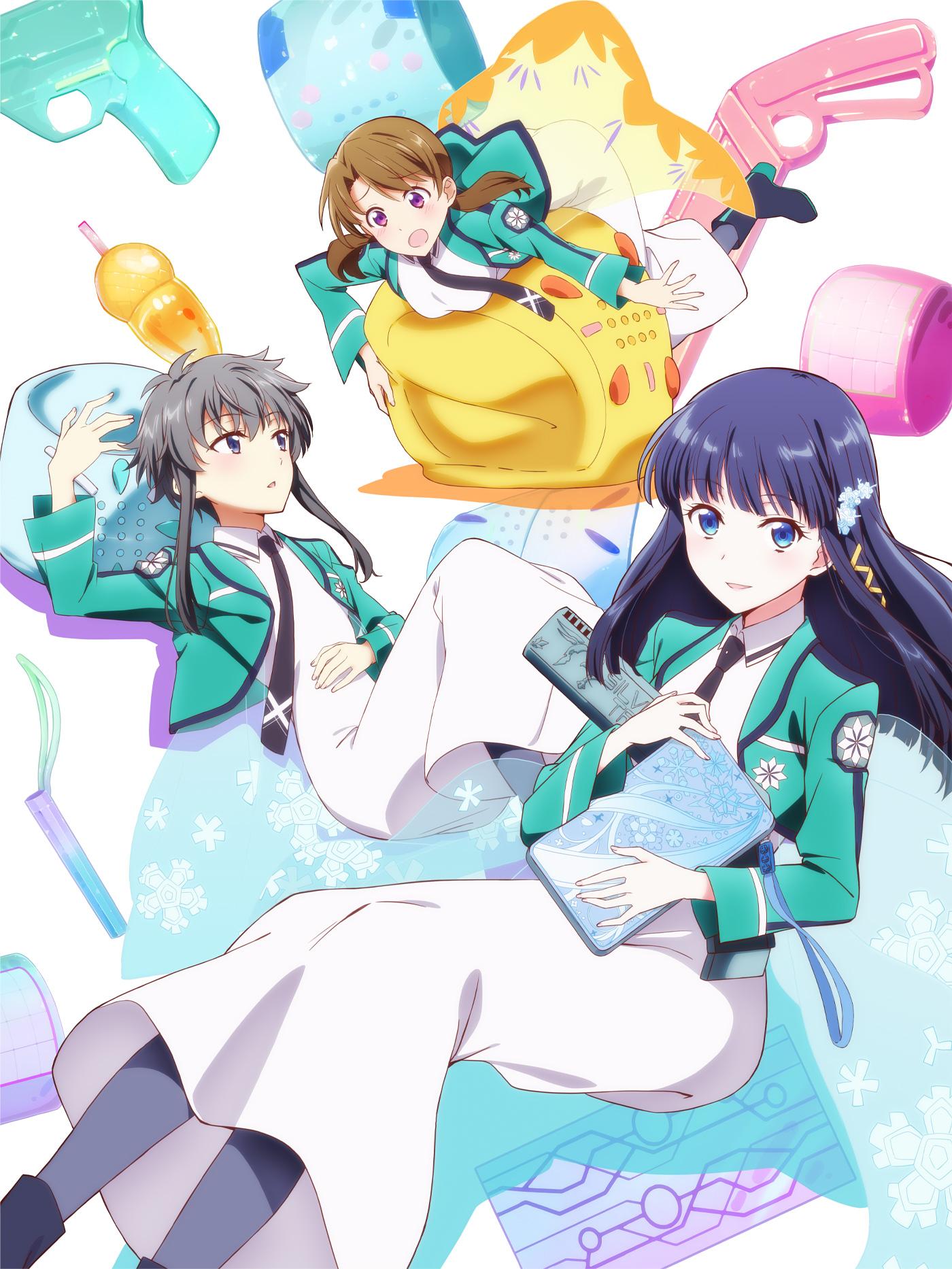 TVアニメ「魔法科高校の優等生」公式サイト